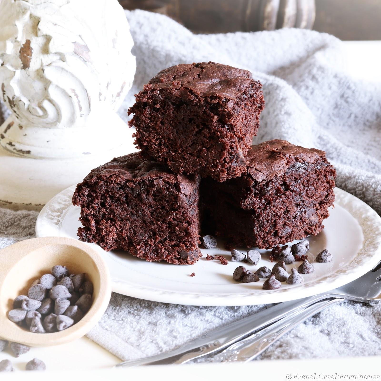 The Perfect Brownie (Gluten-free + Vegan)