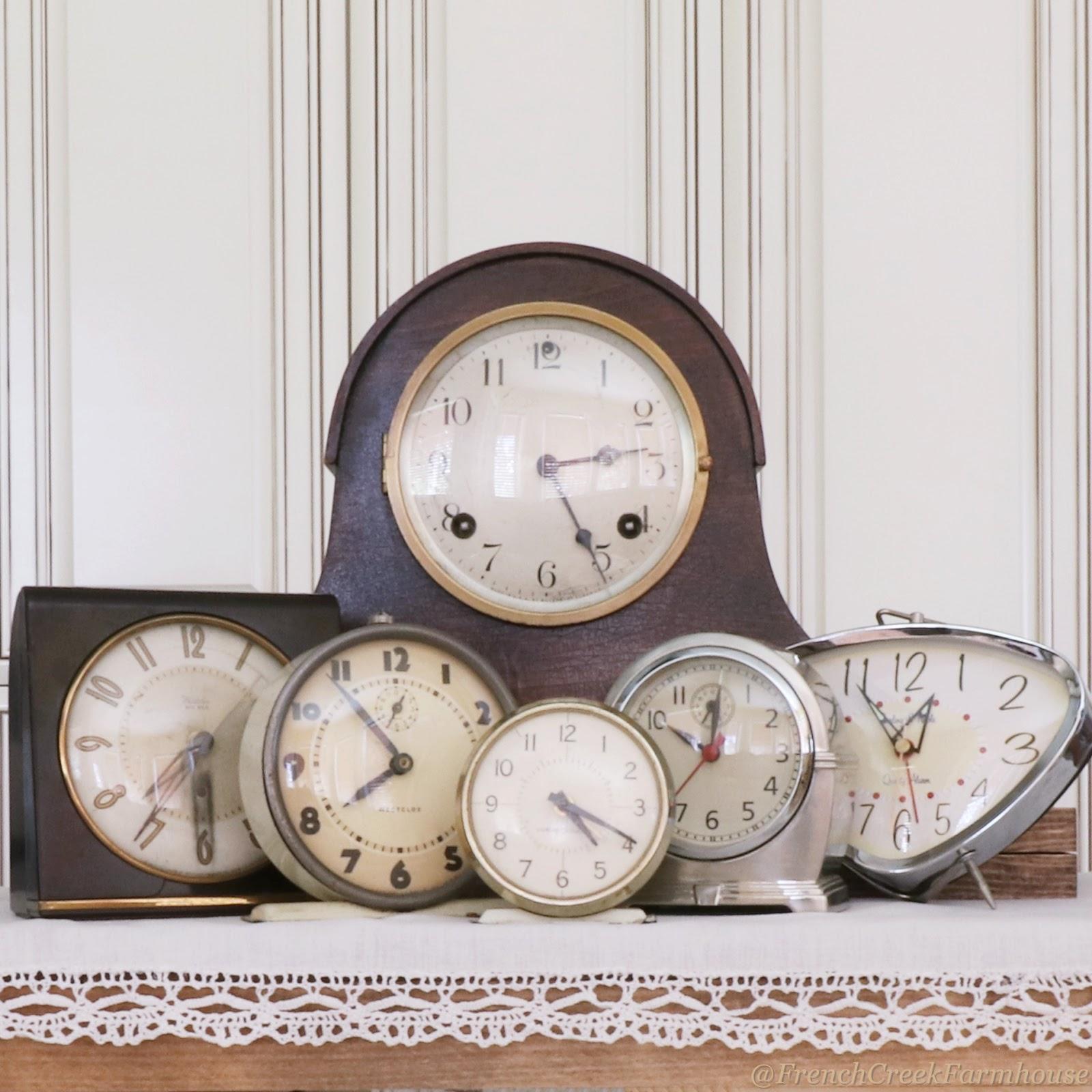 Crushing On: Clocks