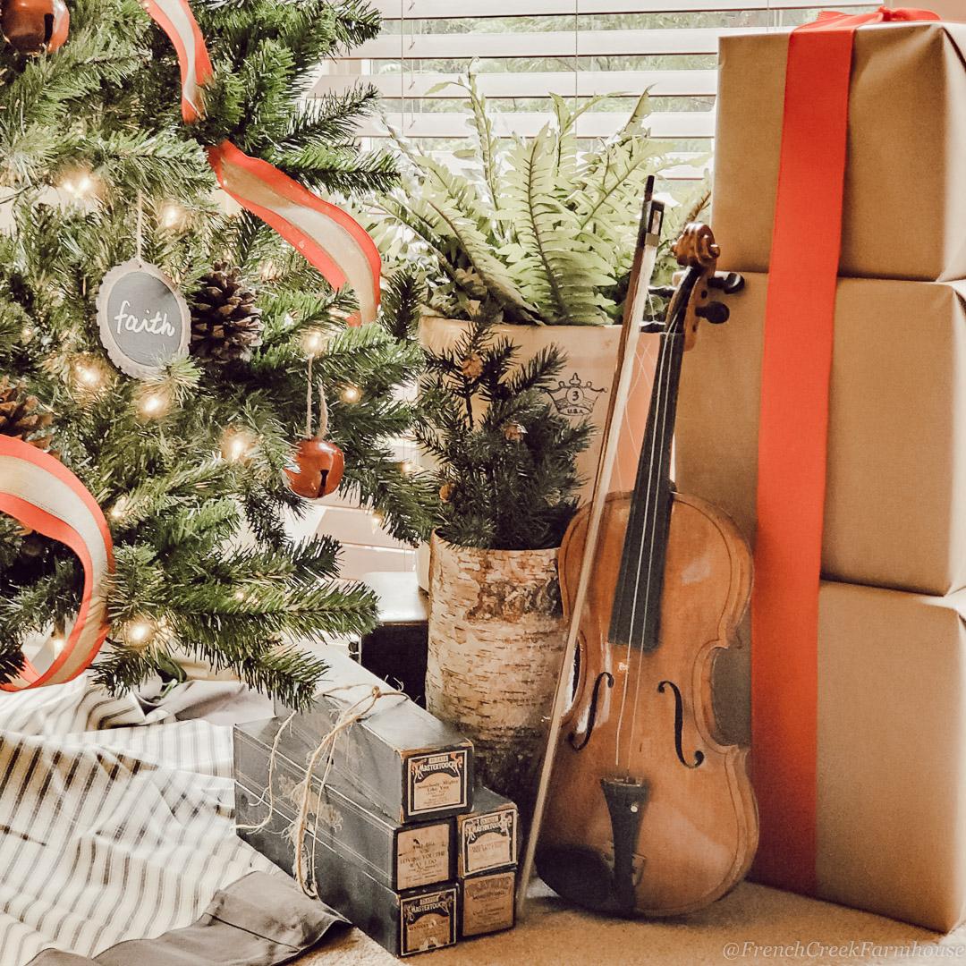A French Farmhouse Christmas