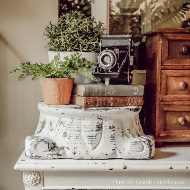 Vintage Finds & Farmhouse Favorites: Celebrating Spring