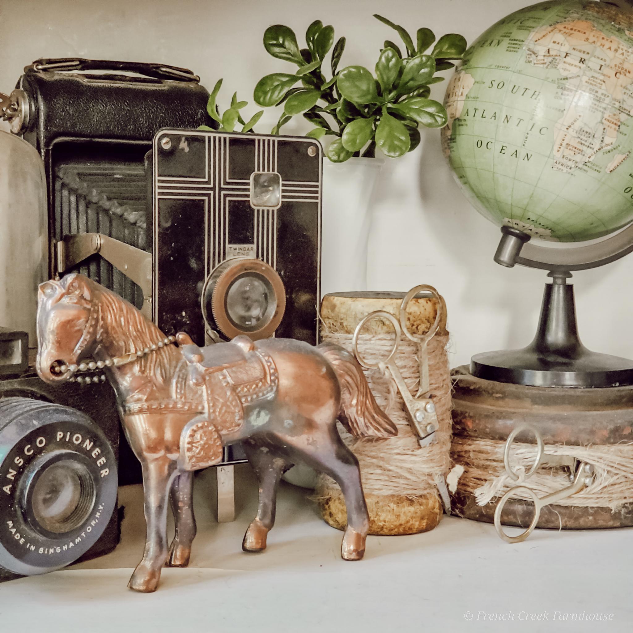 Vintage Finds & Farmhouse Favorites: Treasure Hunting